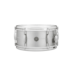 Gretsch USA 13x6 Solid Aluminium Snare Drum G4168SA | Buy at Footesmusic