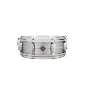 Gretsch USA 14x5 Solid Aluminium Snare Drum G4160SA | Buy at Footesmusic