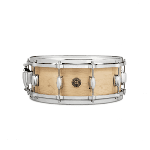 Gretsch USA 14x5 Solid Maple Snare Drum G55514SSM | Buy at Footesmusic