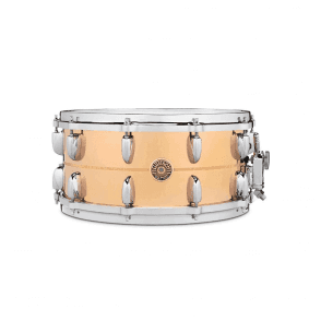 Gretsch USA 14x6.5 Bronze Snare Drum G4169B | Buy at Footesmusic