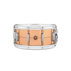 Gretsch USA 14x6.5 Phosphorus Bronze Snare Drum G4164PB | Buy at Footesmusic