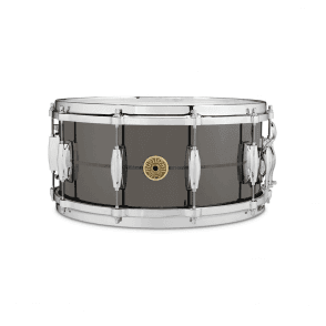 Gretsch USA 14x6.5 Solid Steel Snare Drum G4164SS | Buy at Footesmusic