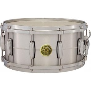 Gretsch USA Custom 14 x 6.5 Chrome On Brass Snare Drum