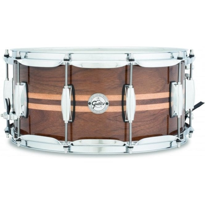 Gretsch Walnut Snare Drum