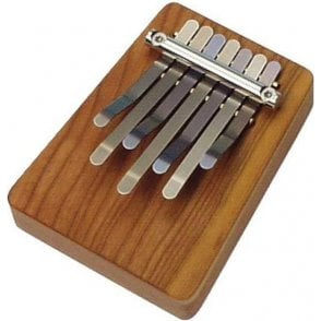 Hokema 7 Note Kalimba (thumb piano)