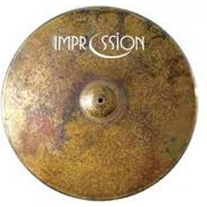 "Impression 14"" Dry Jazz Hi Hat Cymbals 