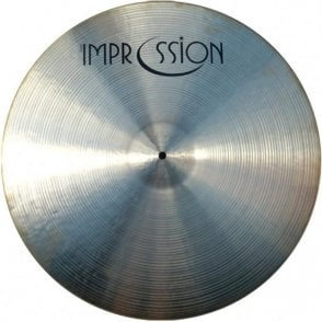 "Impression 20"" Jazz Crash Cymbal 