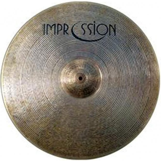 "Impression 22"" Smooth Ride Cymbal 