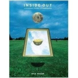 Inside Out By Nick Mason (Pink Floyd) - Hardback