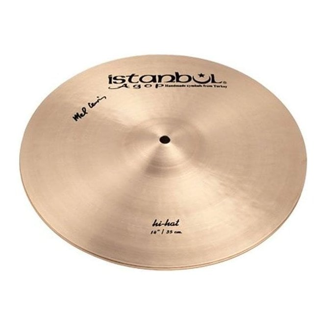 "Istanbul Agop Istanbul Mel Lewis 13"" Hi Hat Cymbals IML13 