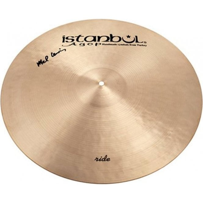 "Istanbul Agop Istanbul Mel Lewis 22"" Ride Cymbal IMLR22 