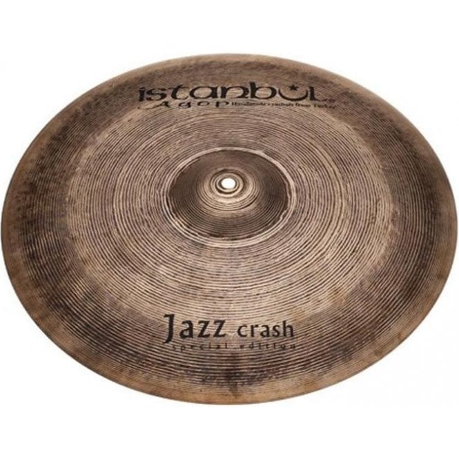 "Istanbul Agop Istanbul Special Edition 18"" Crash ISEC18 