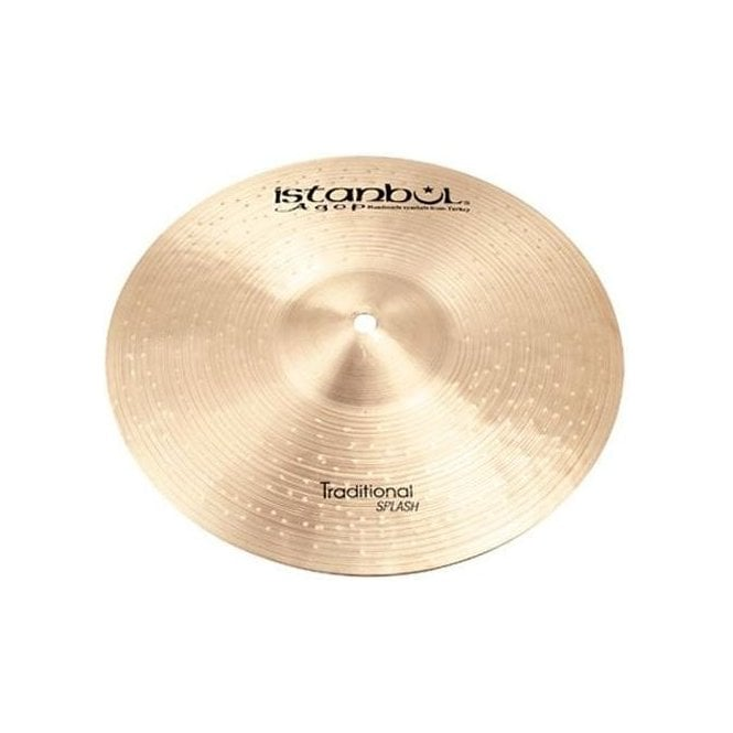 "Istanbul Agop Istanbul Traditional 10"" Splash Cymbal ISP10 