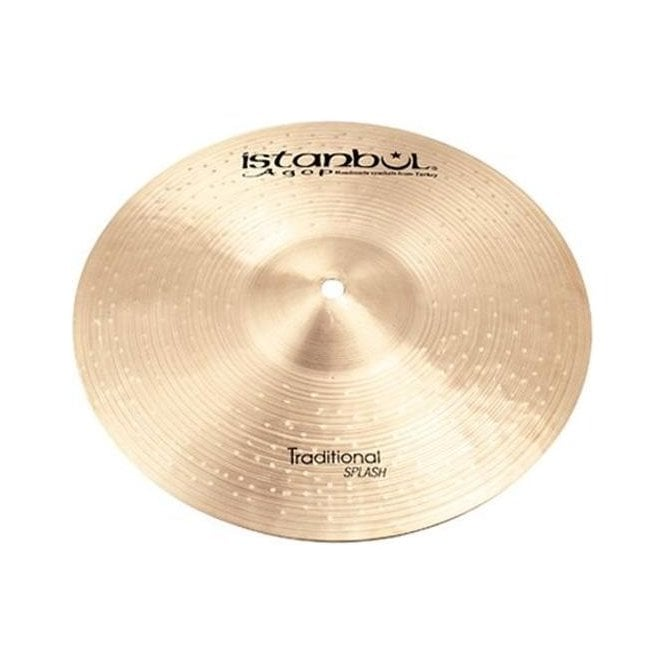 "Istanbul Agop Istanbul Traditional 12"" Splash Cymbal ISP12 