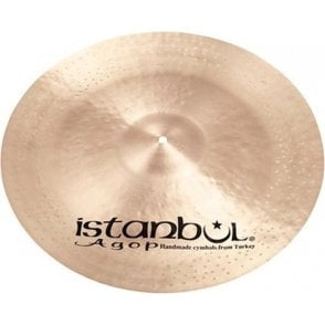 "Istanbul Traditional 17"" China Cymbal ICH17 