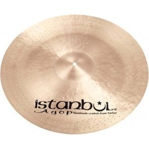 "Istanbul Traditional 22"" China Cymbal ICH22 