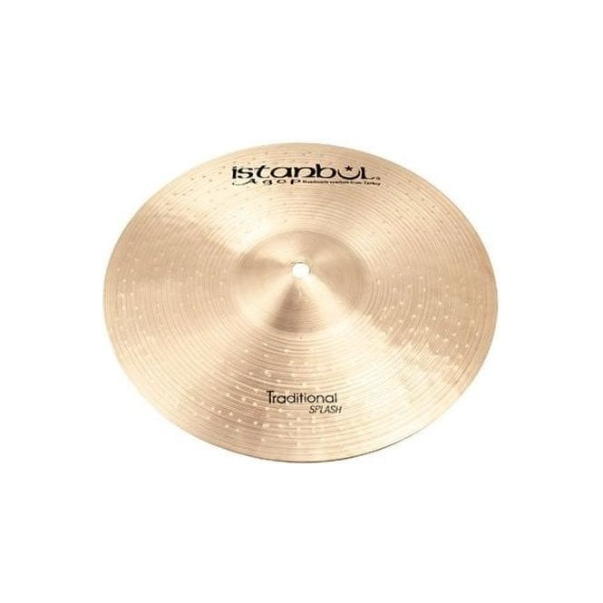 "Istanbul Agop Istanbul Traditional 9"" Splash Cymbal ISP9 