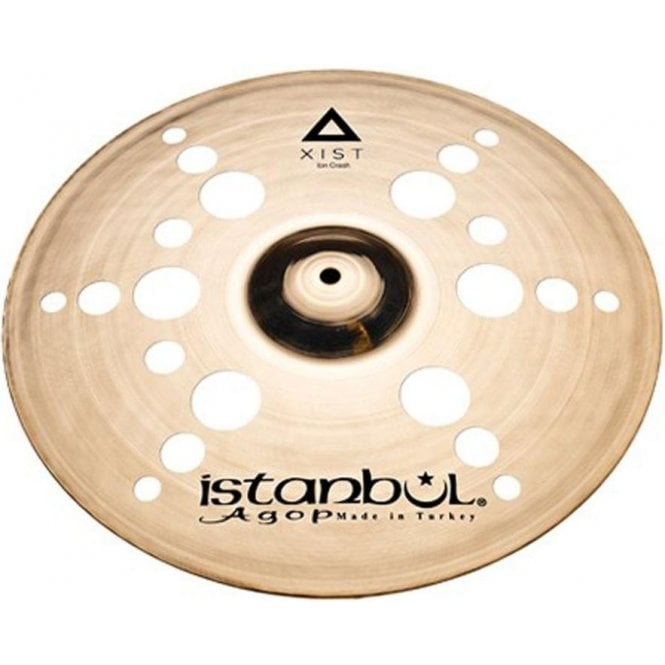 "Istanbul Agop Istanbul Xist 12"" ION Splash Cymbal - Brilliant Finish IXIONSPB12 