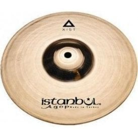 "Istanbul Xist 12"" Splash Cymbal - Brilliant Finish IXSPB12 