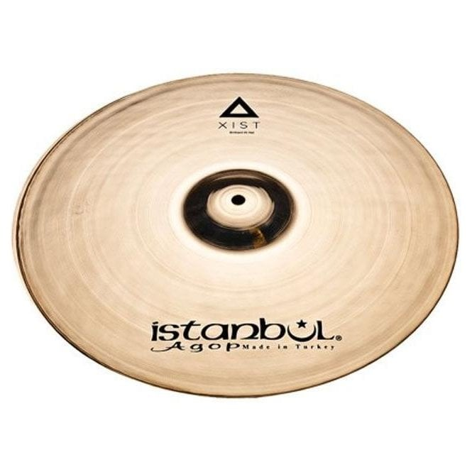 "Istanbul Agop Istanbul Xist 14"" Hi Hat Cymbals - Brilliant Finish IXXB14 