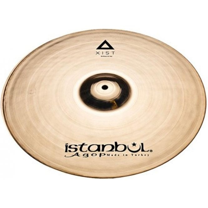 "Istanbul Agop Istanbul Xist 15"" Hi Hat Cymbals - Brilliant Finish IXHB15 