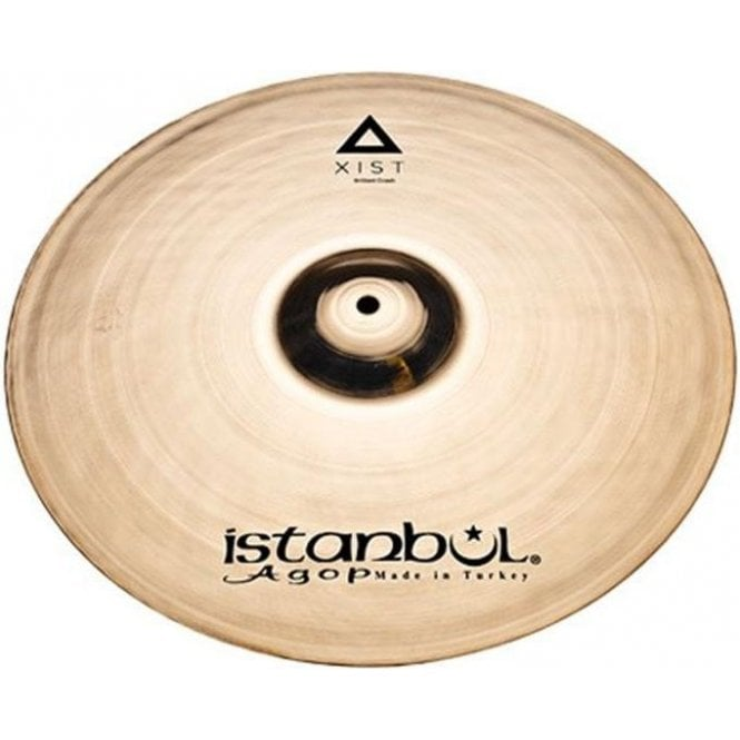"Istanbul Agop Istanbul Xist 18"" Crash Cymbal - Brilliant Finish IXCB18 