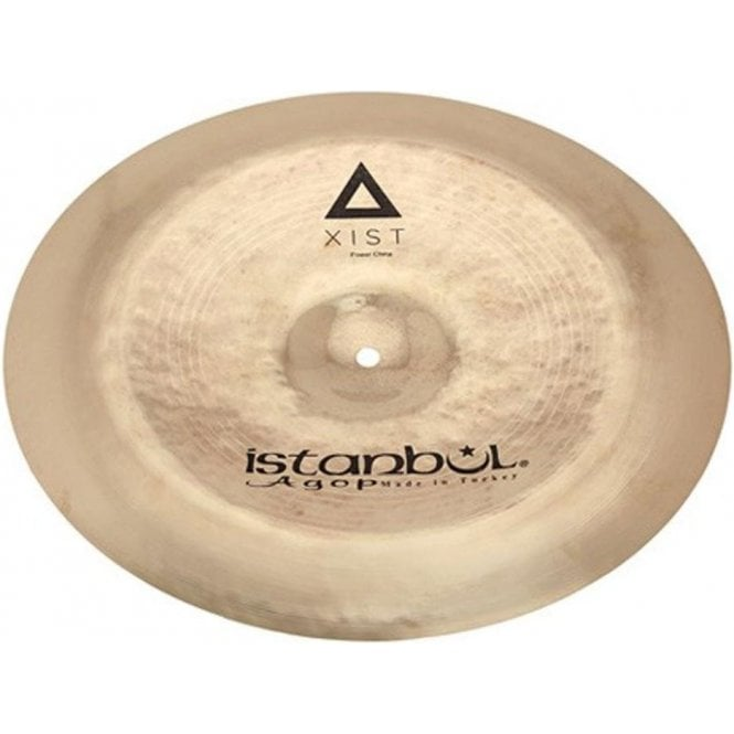 "Istanbul Agop Istanbul Xist 18"" Power China Cymbal - Brilliant Finish IXPWCH18 