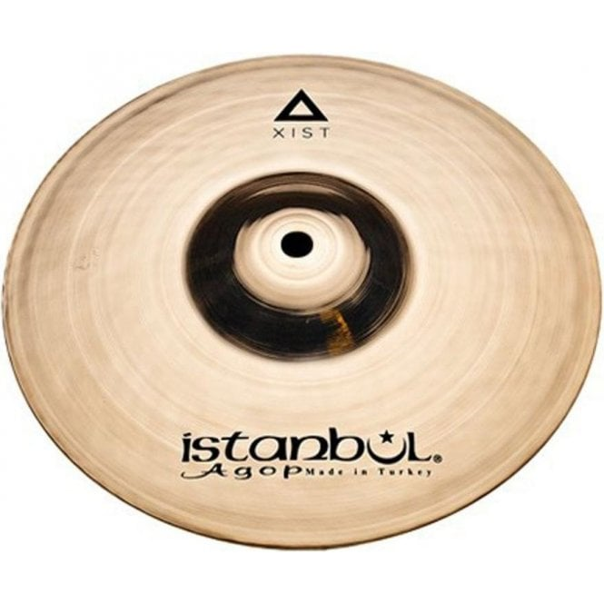 "Istanbul Agop Istanbul Xist 8"" Splash Cymbal - Brilliant Finish IXSPB8 