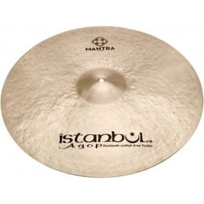 "Istanbul Cindy Blackman Mantra 22"" Ride Cymbal"