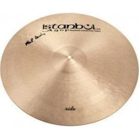 "Istanbul Mel Lewis 22"" Ride Cymbal"