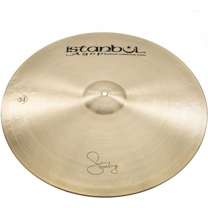 "Istanbul Agop Istanbul Sterling 20"" Crash Ride Cymbal"