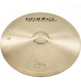 "Istanbul Sterling 20"" Crash Ride Cymbal"