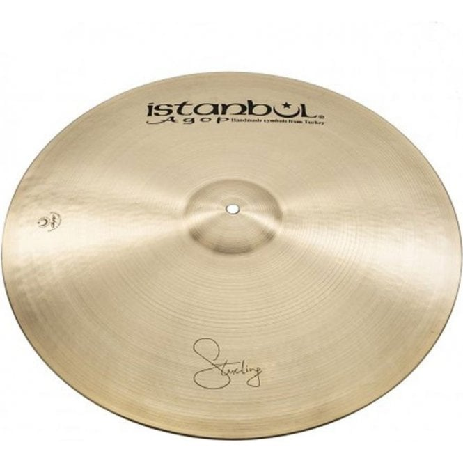 "Istanbul Agop Istanbul Sterling 22"" Crash Ride Cymbal"