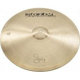 "Istanbul Sterling 22"" Crash Ride Cymbal"