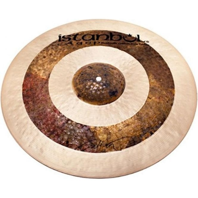 "Istanbul Sultan 20"" Jazz Ride cymbal"