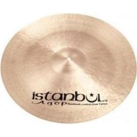 "Istanbul Traditional 14"" China Cymbal"