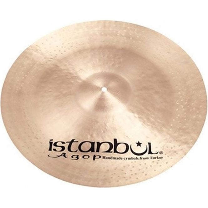 "Istanbul Traditional 18"" China Cymbal"