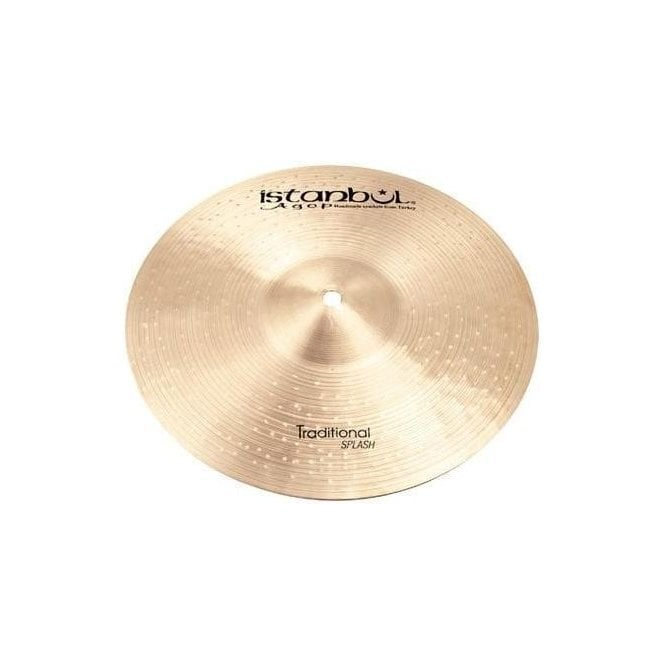 "Istanbul Agop Istanbul Traditional 8"" Splash Cymbal"