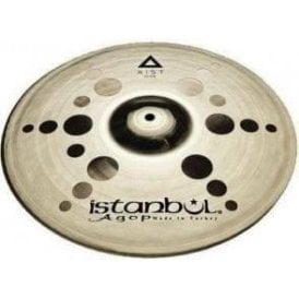 "Istanbul Xist 10"" ION Hi Hat Cymbals - Brilliant Finish"