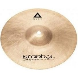 "Istanbul Xist 10"" Splash Cymbal - Brilliant Finish"