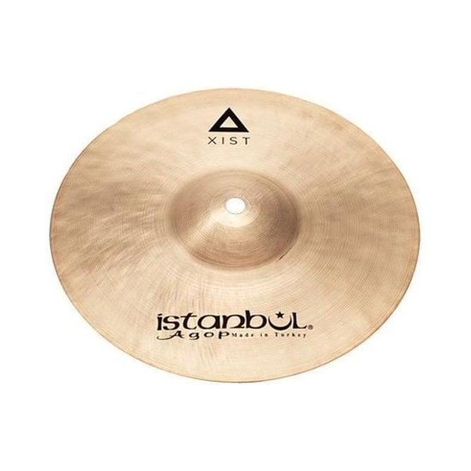 "Istanbul Xist 10"" Splash Cymbal -  Regular Finish"
