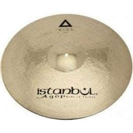 "Istanbul Xist 15"" Power Hi Hat Cymbals - Brilliant Finish"