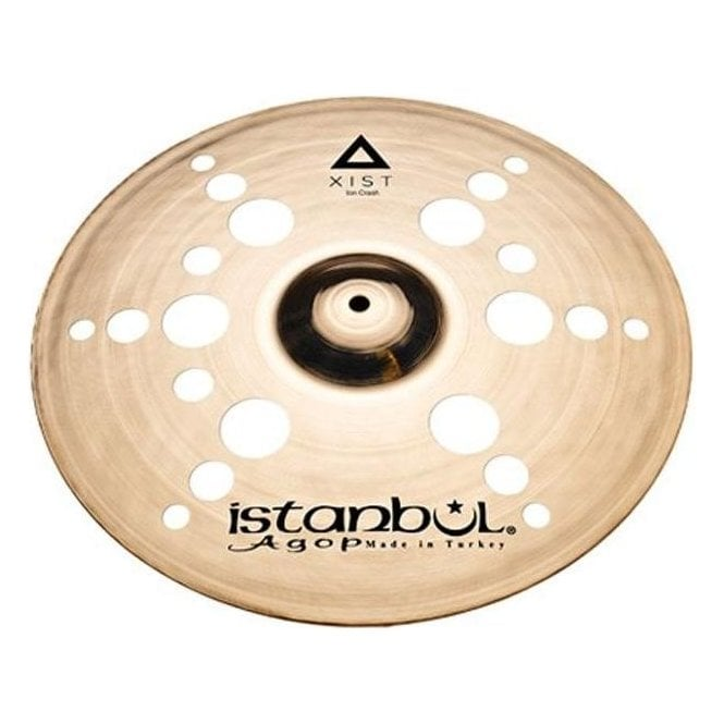 "Istanbul Agop Istanbul Xist 16"" Ion China Cymbal - Brilliant Finish"