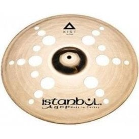 "Istanbul Xist 16"" Ion China Cymbal - Brilliant Finish"
