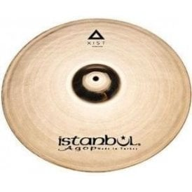 "Istanbul Xist 17"" Crash Cymbal - Brilliant Finish"