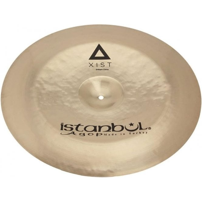 "Istanbul Agop Istanbul Xist 18"" China Cymbal - Brilliant Finish"