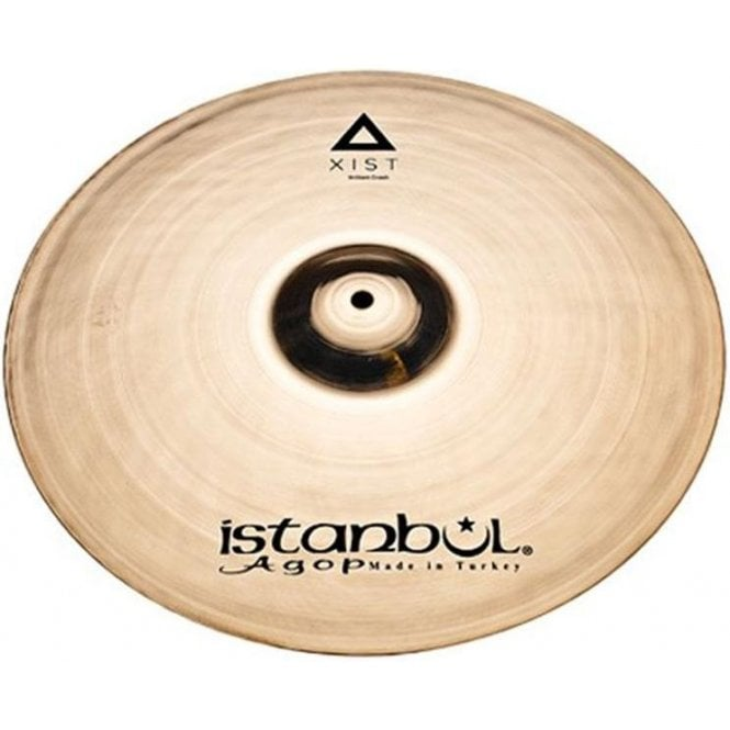 "Istanbul Xist 19"" Crash Cymbal - Brilliant Finish"