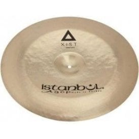 "Istanbul Xist 20"" China Cymbal - Brilliant Finish"