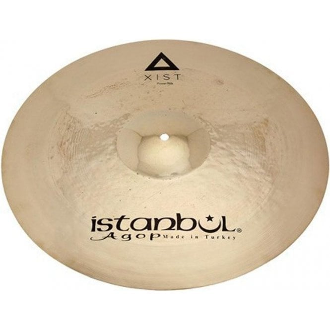 "Istanbul Xist 20"" Power Ride Cymbal - Brilliant Finish"