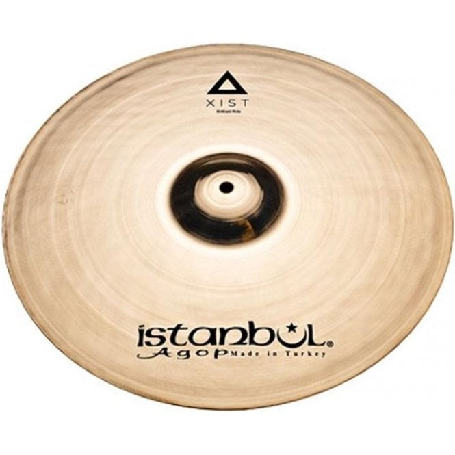 "Istanbul Agop Istanbul Xist 20"" Ride Cymbal - Brilliant Finish"